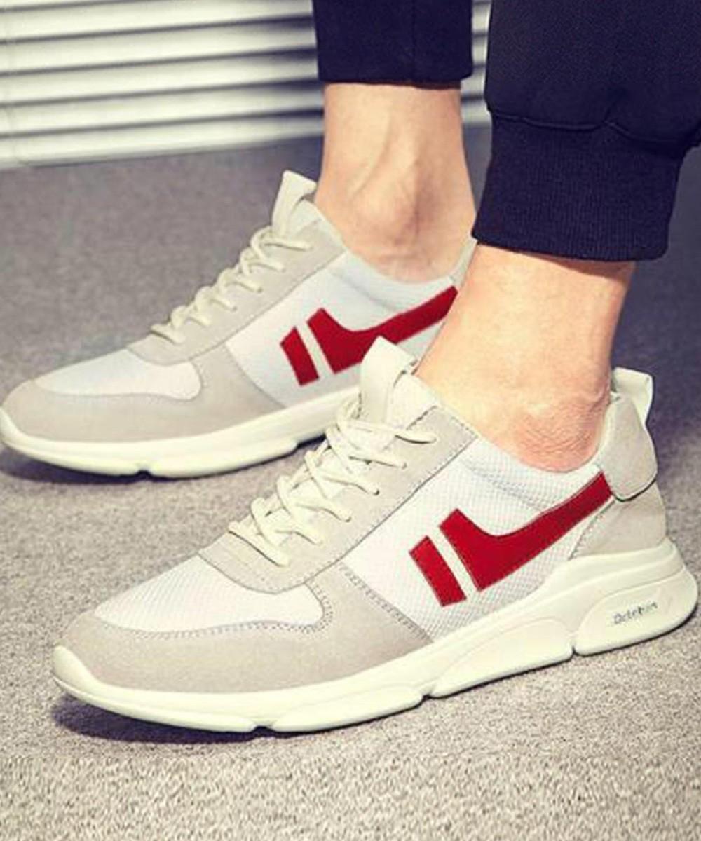 Basket Heart Grey Sneakers