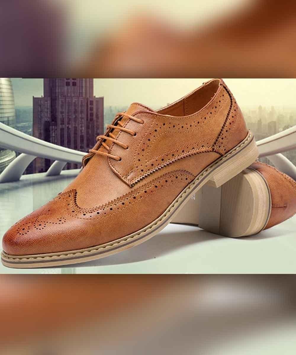 Office wear formal oxford mens shoe