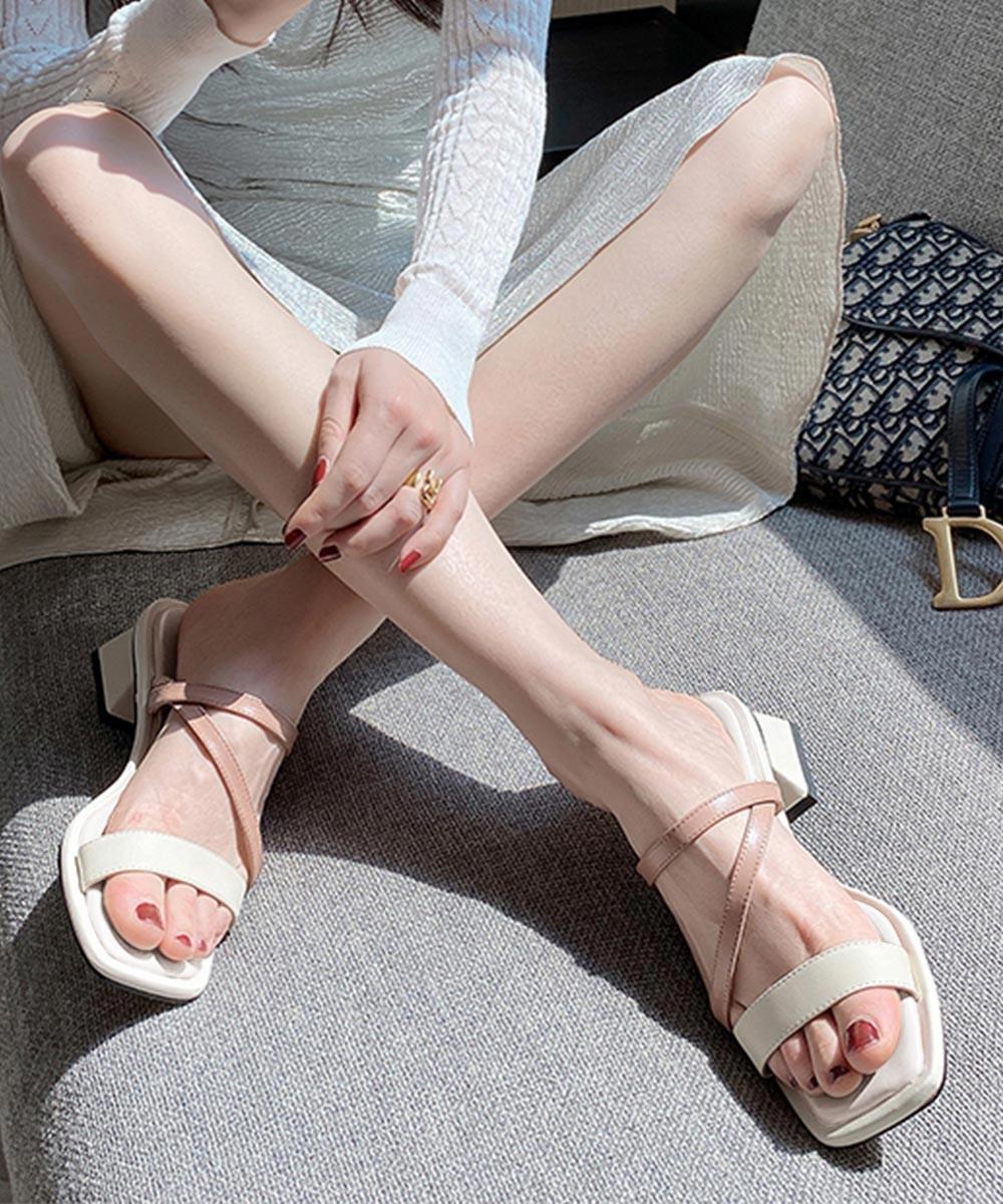Create a luck heels