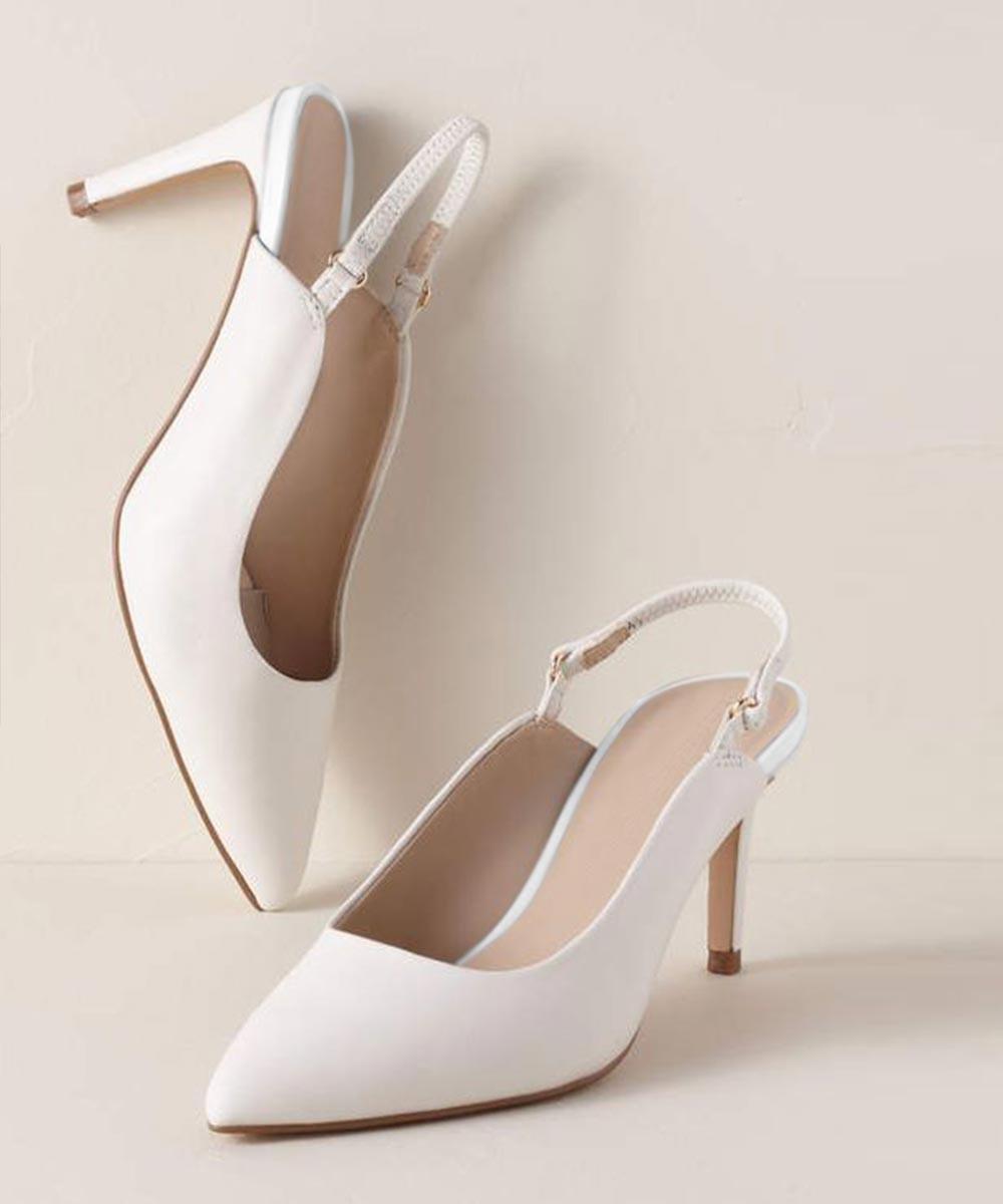 Cozy coffeehouse heels