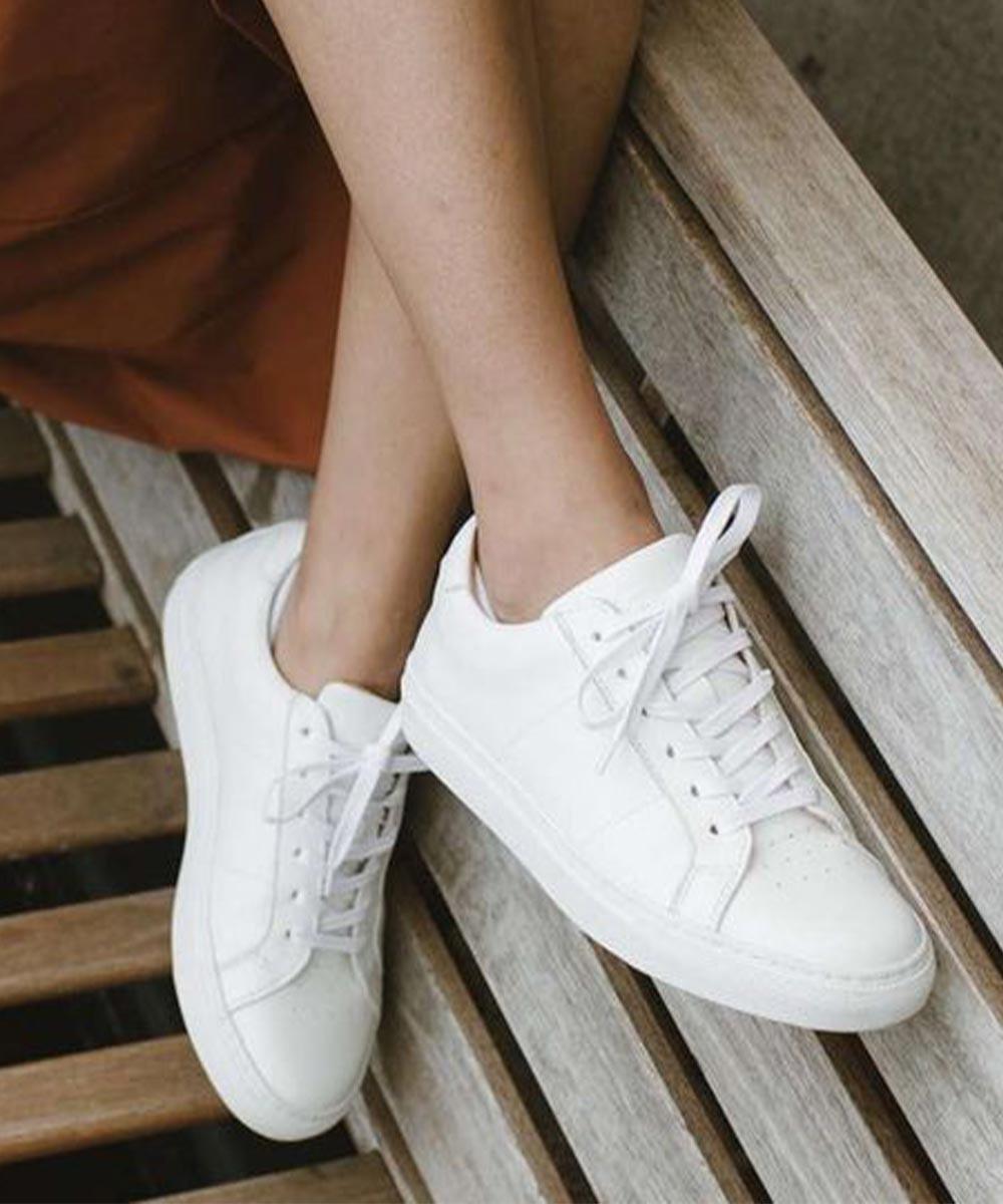 A ballard class sneakers