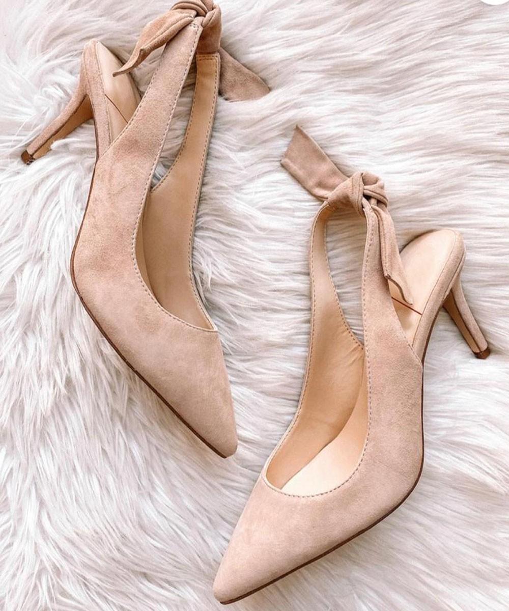 Cindrella bow heels
