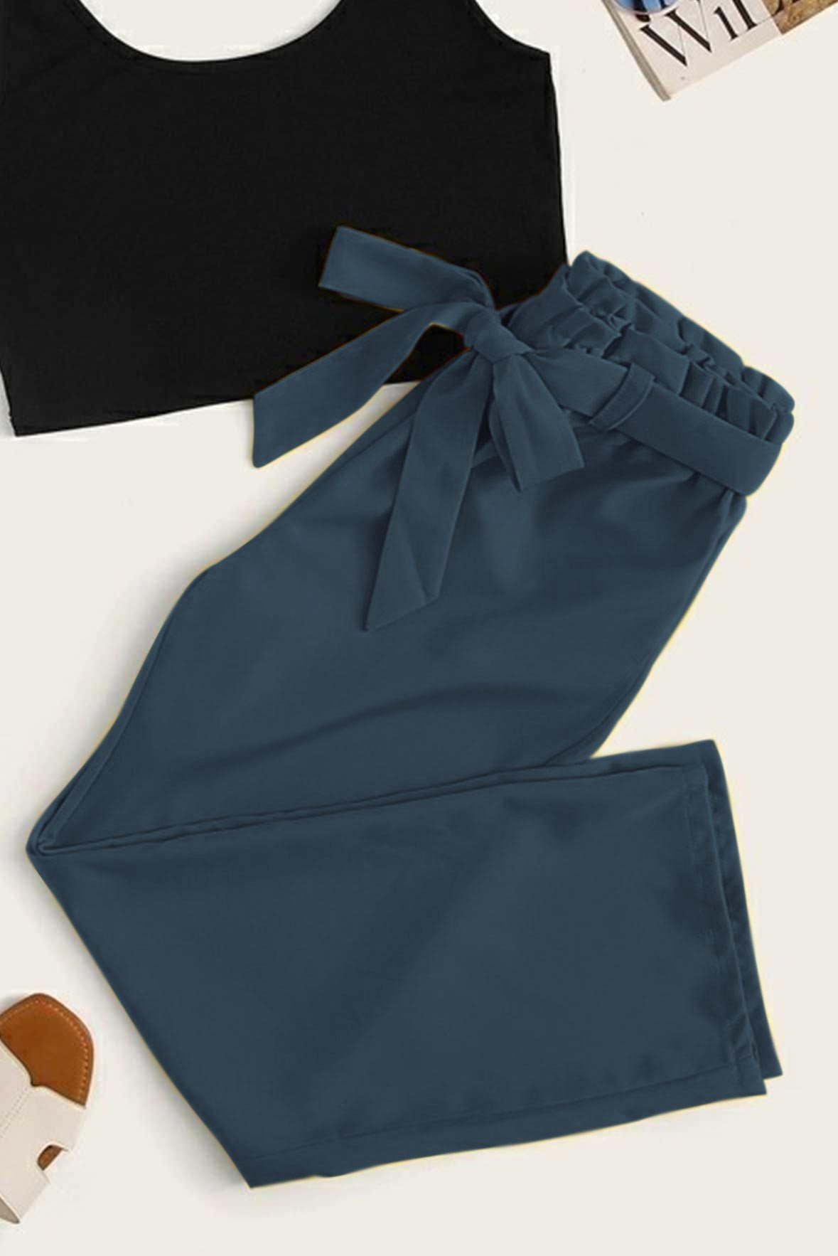 Sky at night trouser