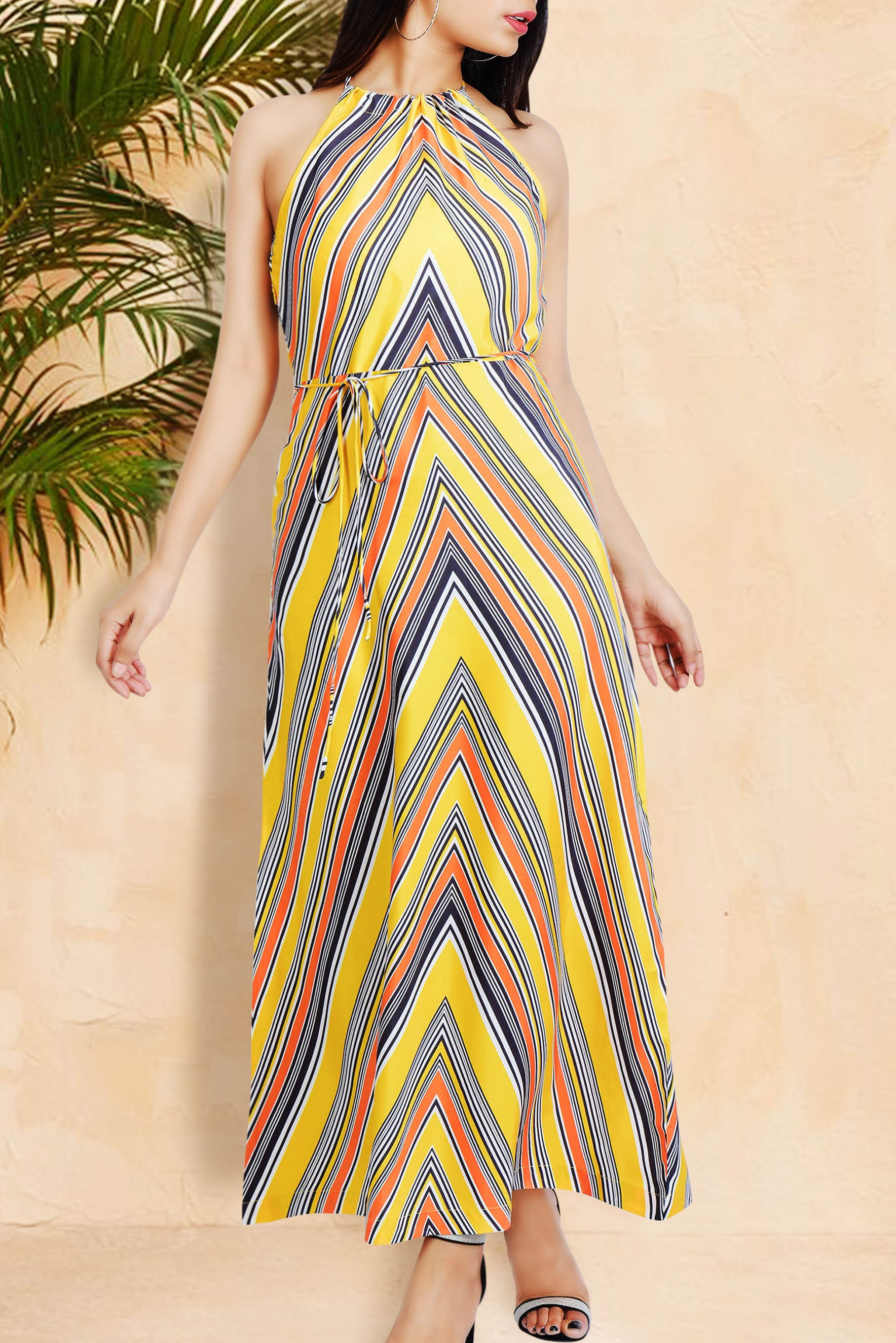 Pretty in Print Dress