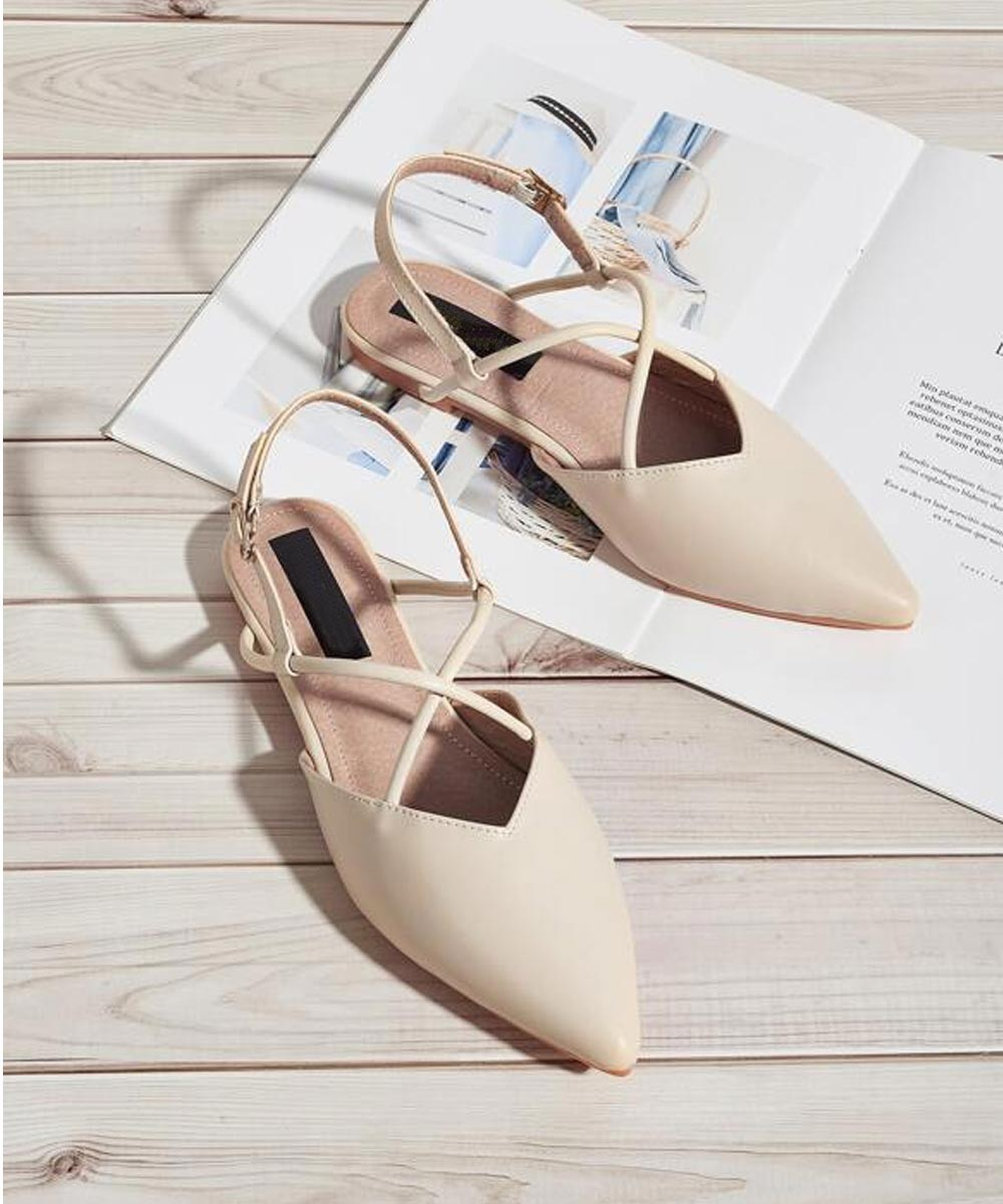 Naomi twisted mules
