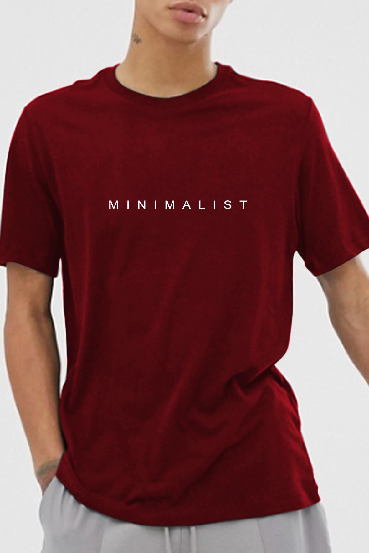 Minimalist Marsala