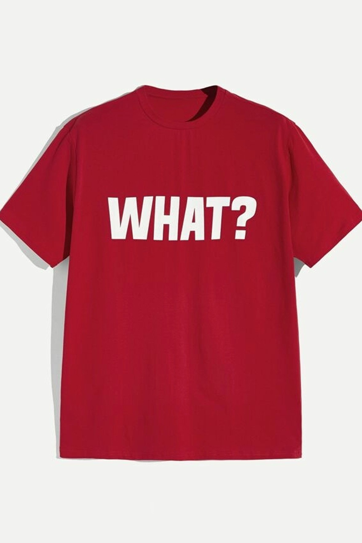 What t-shirt marsala