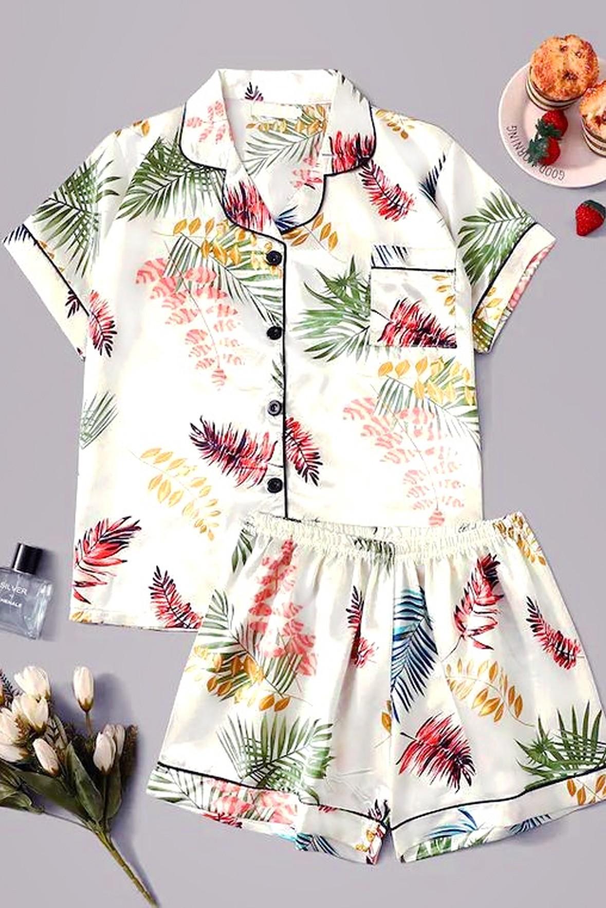 Set of two - Shorts & shirt fairyland comfort nightwear