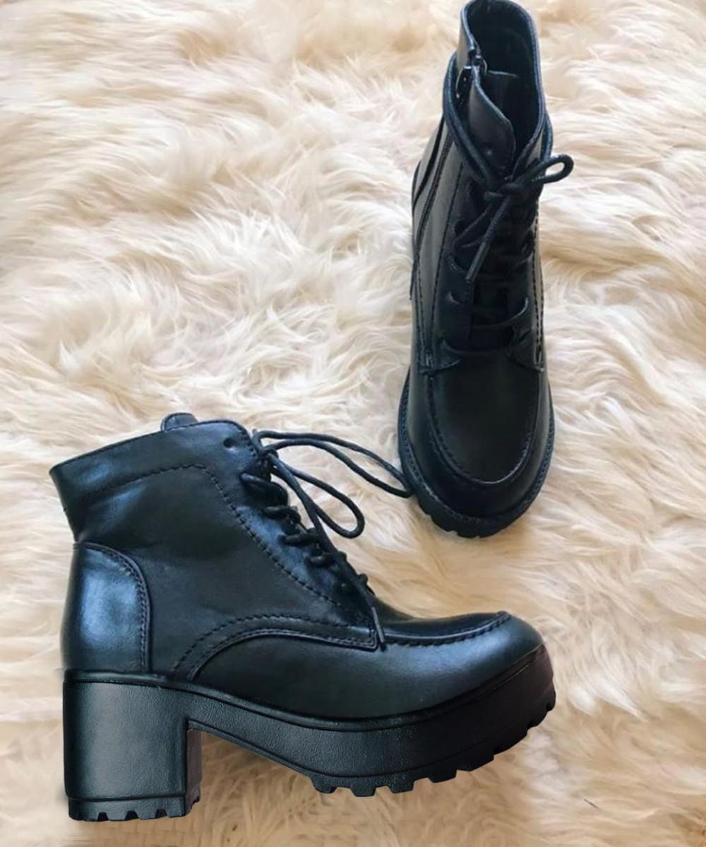 I got you platform boots