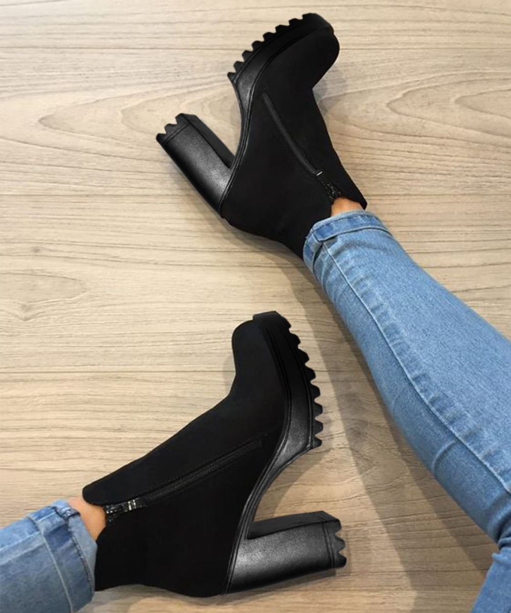 Dream of vogue platform boots