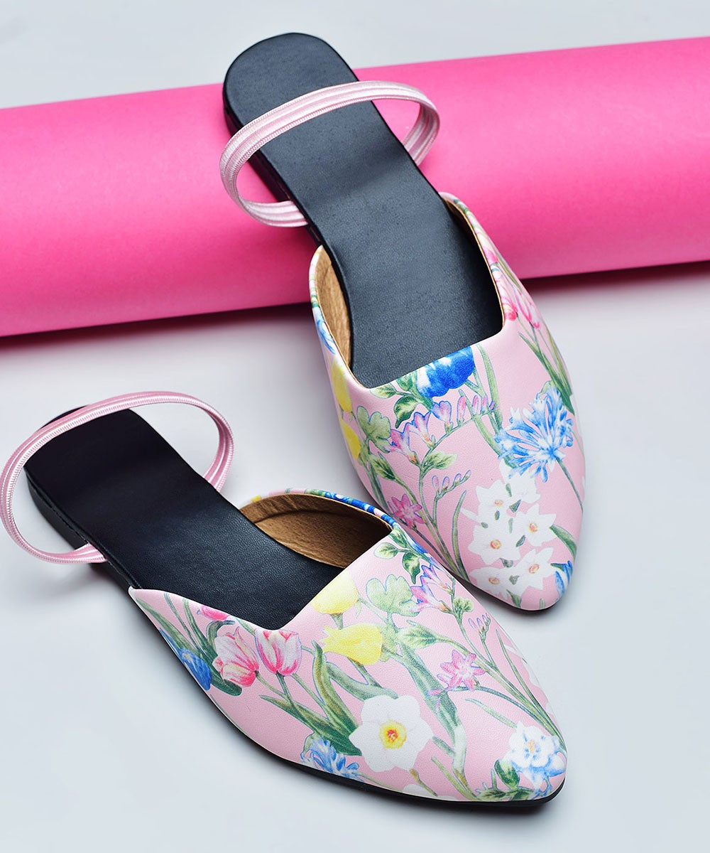 Garden up my vibe mules