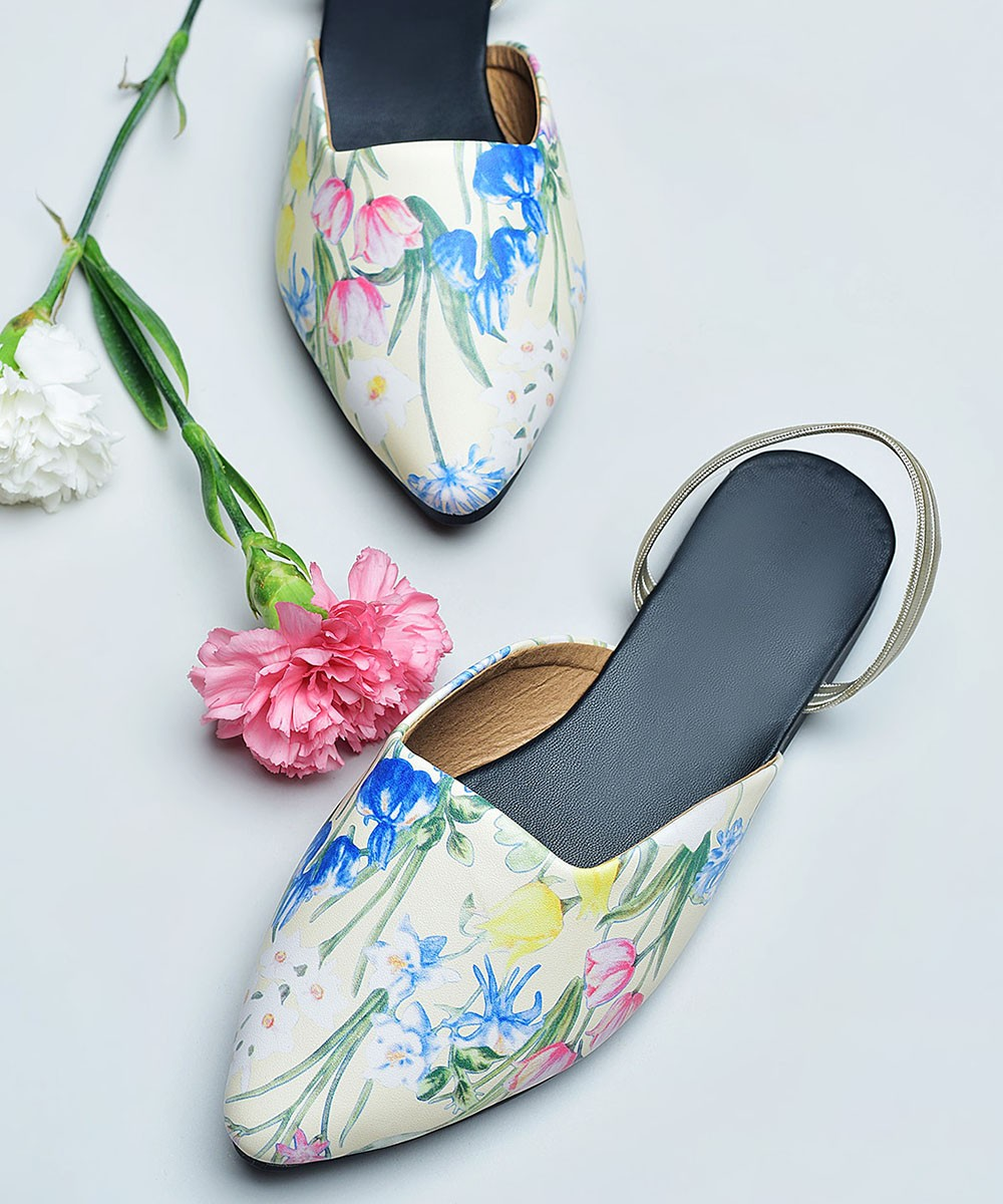 Graceful guest mules