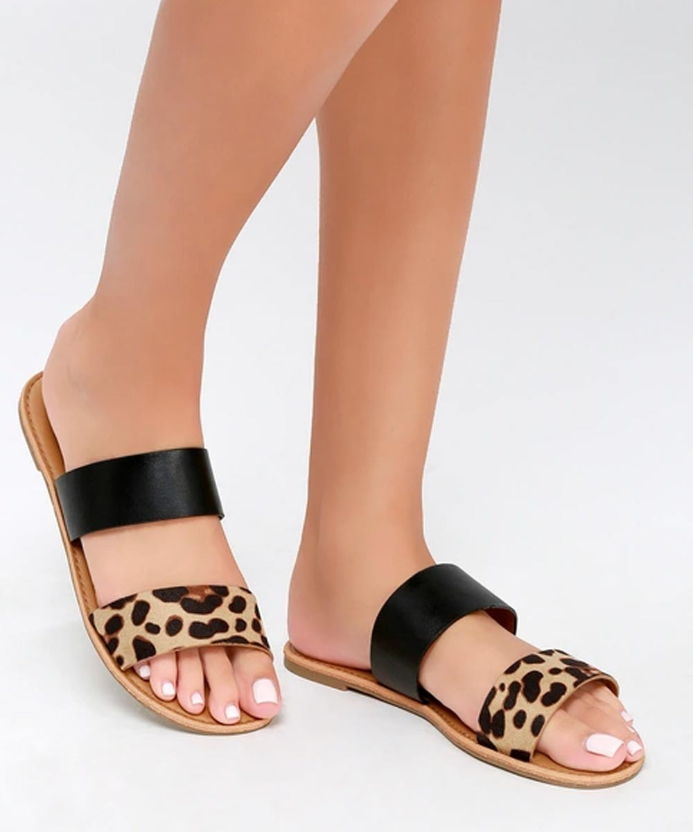 Hold on dual strap flat
