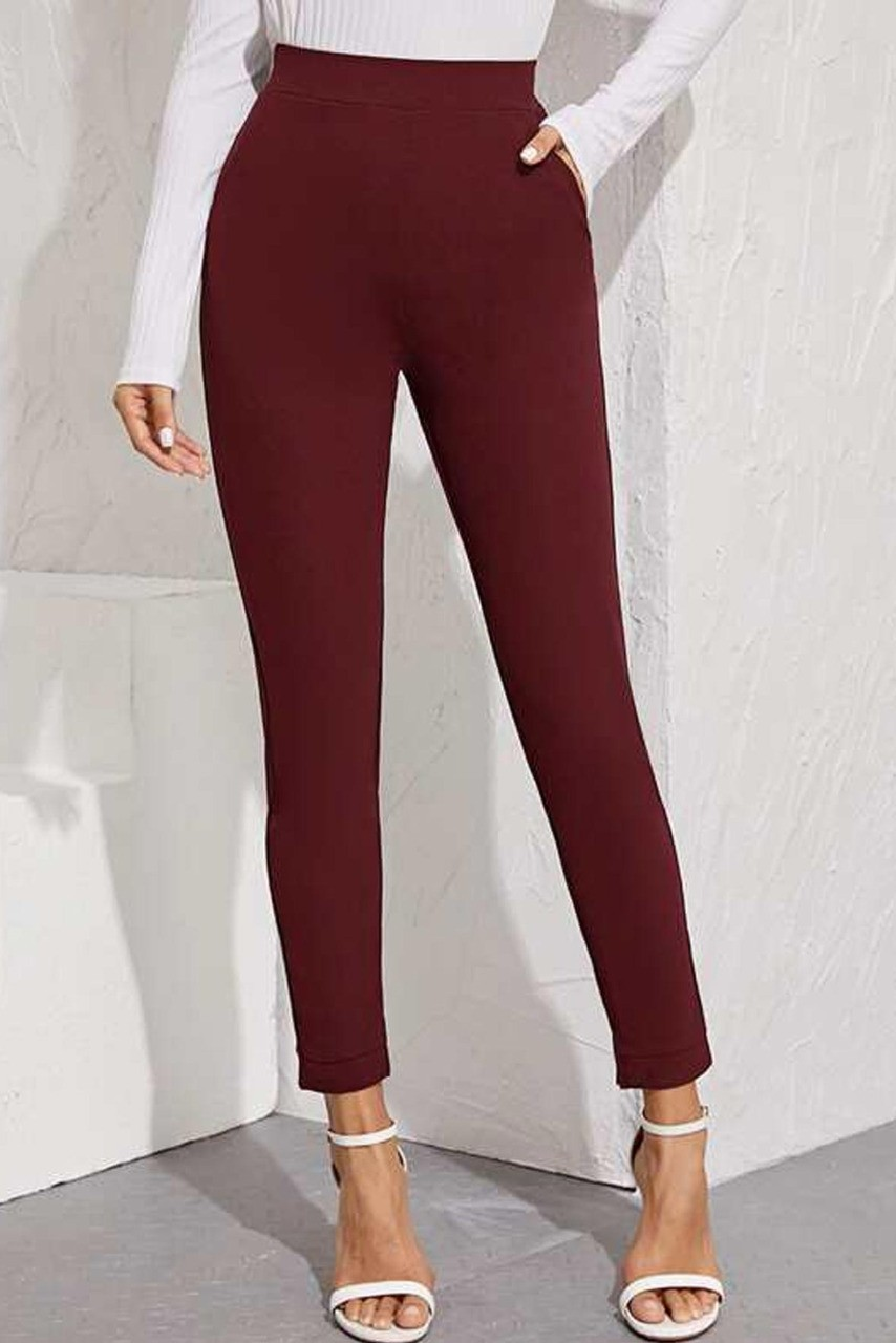 All day wear comfort trendy trouser