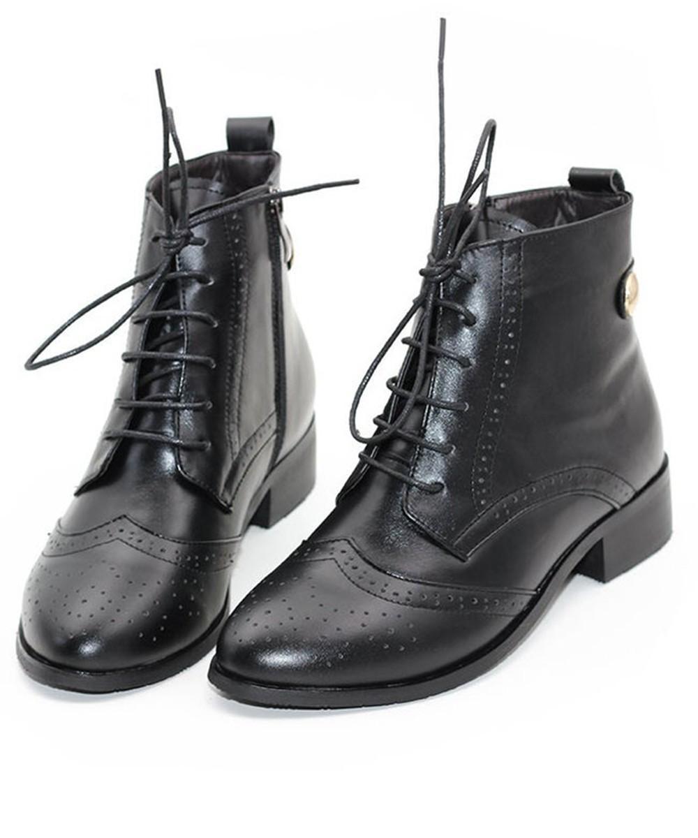 Les bottes black boots