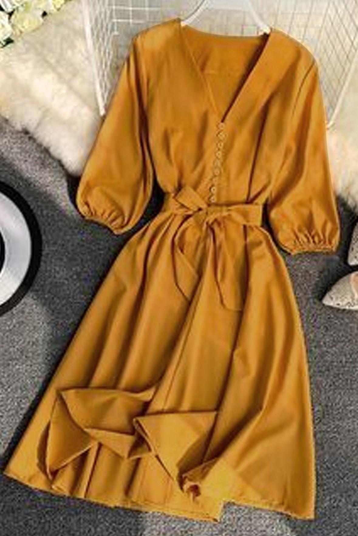 Soulful dress