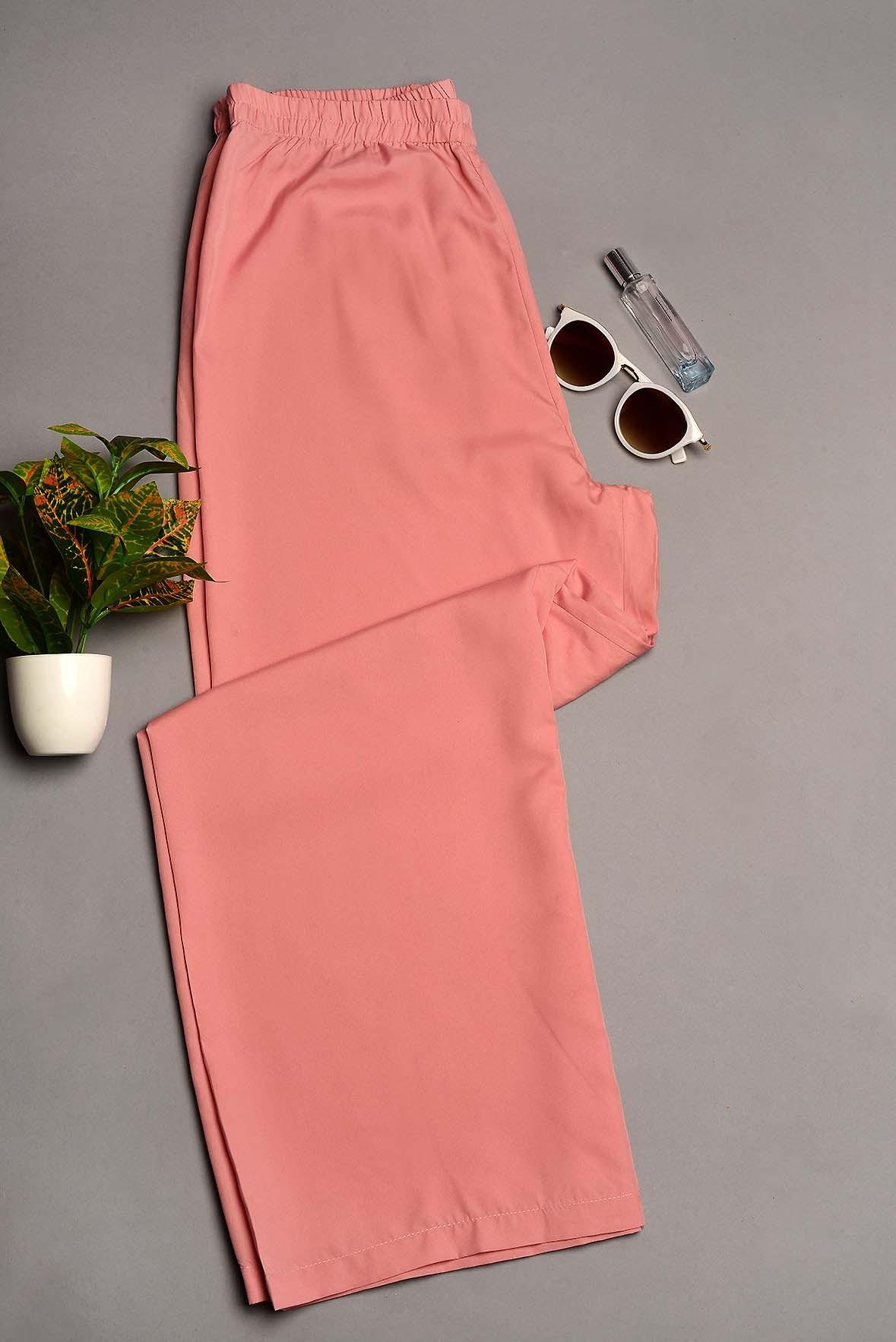 Outdoor Regular Trouser Peach