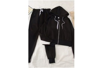 Set of 2: The Cool and Warm Black outfit