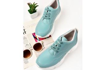 Sky Blue uptown sneakers