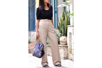 My chic fashionista trouser
