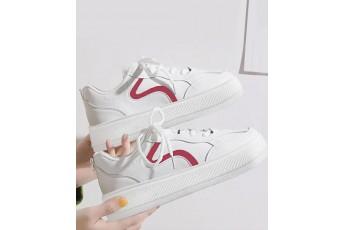 Good rocking tonight white sneakers