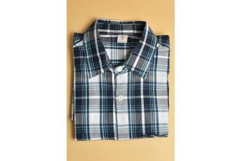 Perfect Match Regular Plaid Men Shirt