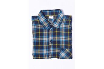 Men's Cotton Slim Fit Casual Shirt