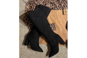 Adore you black boots