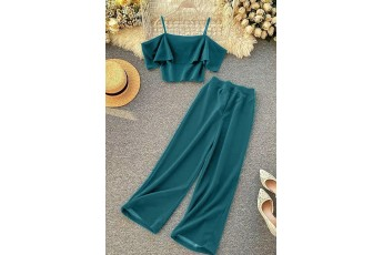 Set of 2 - The Beautiful Turquoise Blue Outfit