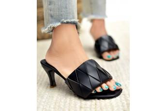 Sunshine will stay black heels