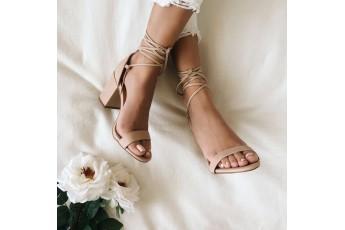 Beautiful people minimal heels