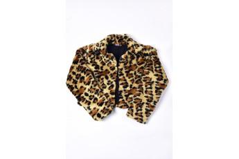 Animal fur jacket