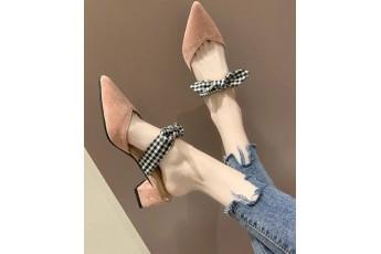 Summer breeze pastel hue heels