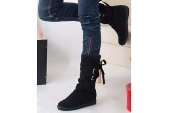 Wow you got me boot - Black