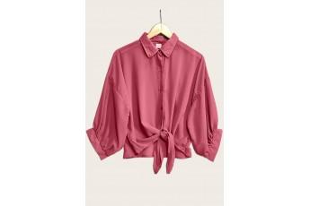 Dusty Rose Long Sleeve Shirt