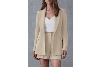 Set of two :- Short with coat outfit