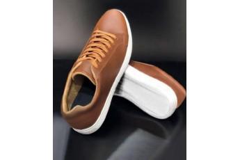Dublin memoir classic tan casual sneakers