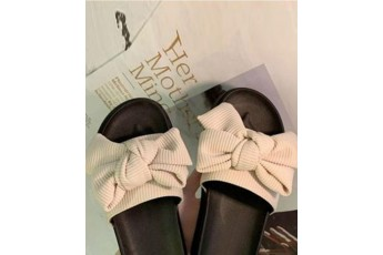 Paris French Cafe Slippers