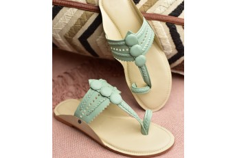 Love beyond you ethnic style flats