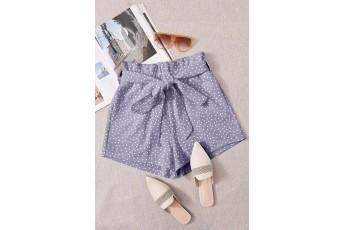 Polka dot cute shorts
