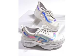 Walk Until I Ride Sneakers