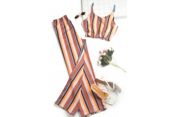 Set of 2 - Beautiful striped outfit
