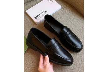 Chic me black loafers