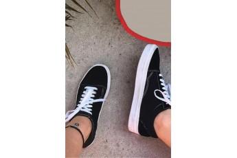 Bohemian Dream Black Sneakers