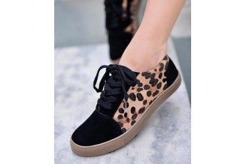 Good as you leopard print sneakers