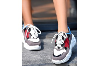 Outing chunky sneakers