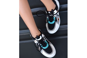 Stay stylish chunky sneakers