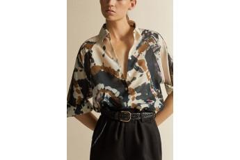 Haf sleeve women shirt