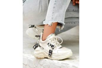 Girl crush chunky sneakers