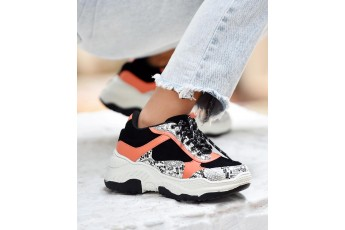 Basic no more chunky sneakers